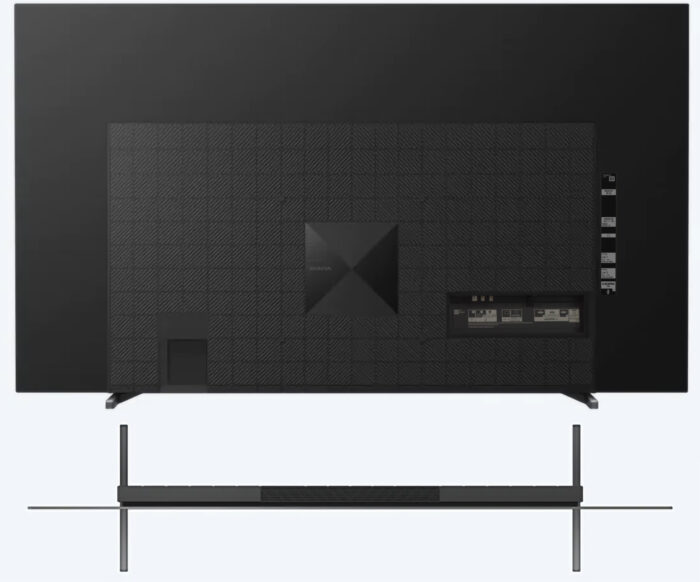 Sony XR-55A80J - коммутация