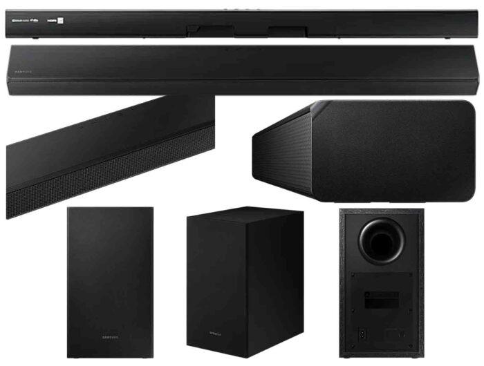Samsung HW-T530 дизайн
