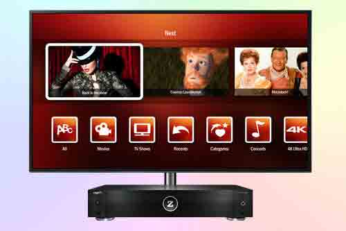 Zappiti Pro 4K HDR обзор