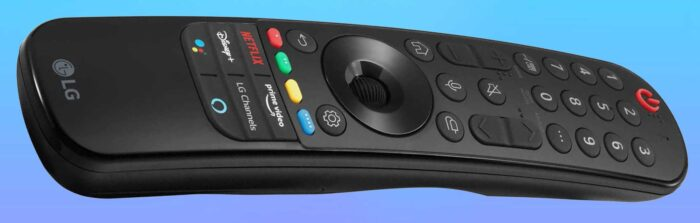 Magic Remote с горячими клавишами и NFC