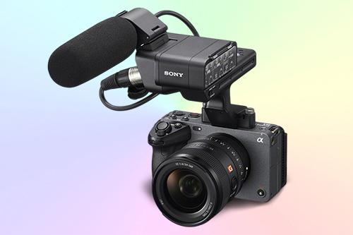 Sony FX3 самая компактная полнокадровая видеокамера Cinema Line