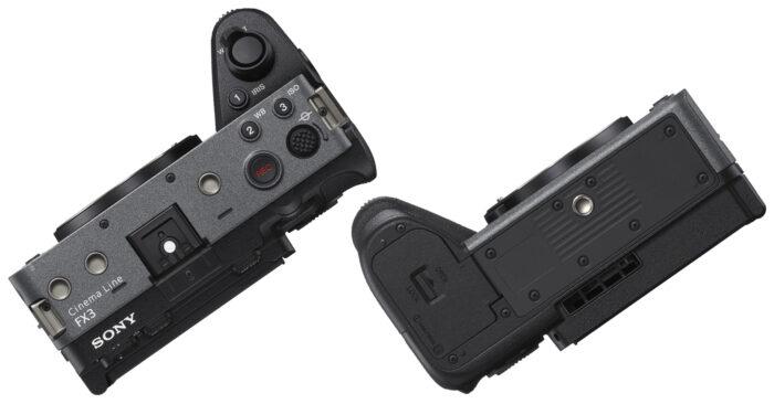 Sony FX3 - обзор