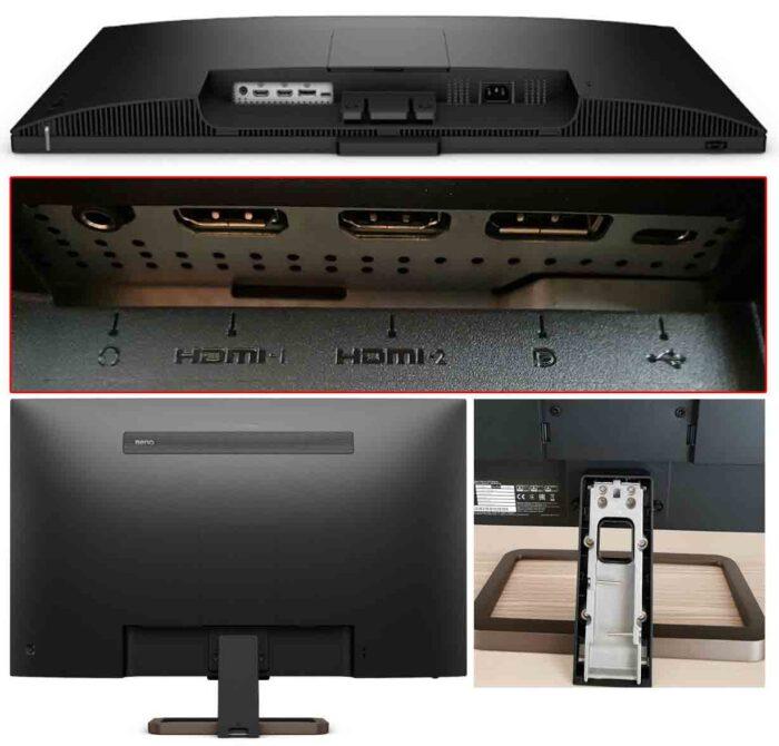 BenQ EW3280U интерфейсы