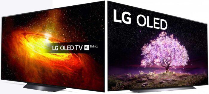 LG A1 и LG В1 отличия