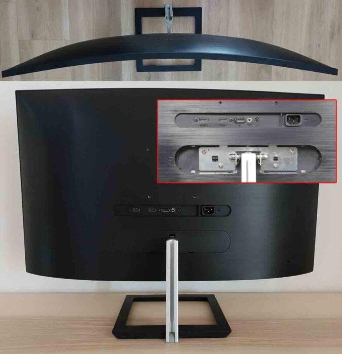 Philips 328E1CA интерфейсы