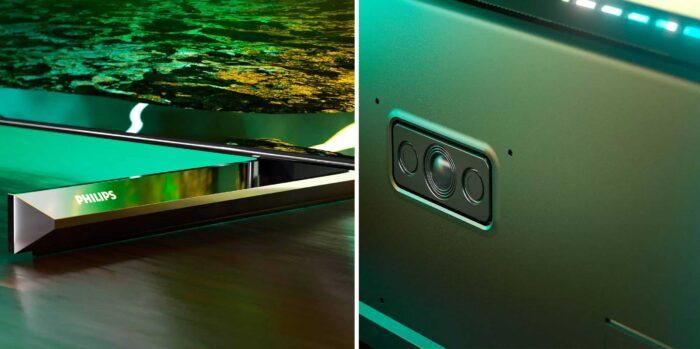 Philips OLED706 и OLED806 отличия