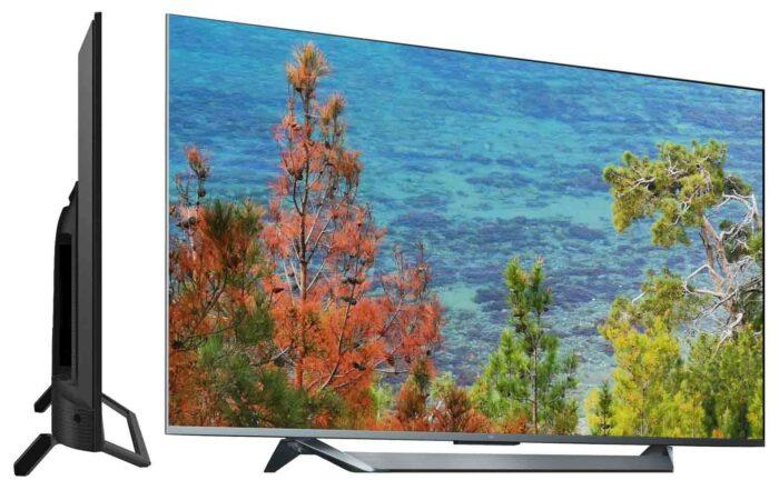 Xiaomi Mi TV Q1 дизайн