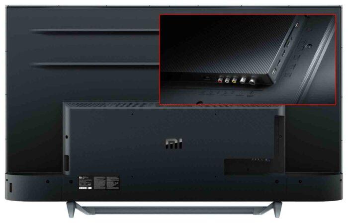 Xiaomi Mi TV Q1 интерфейсы