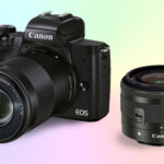 Canon EOS M50 Mark II фотоаппарат для видеоблогеров