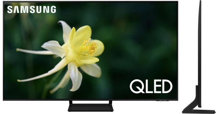 Samsung QE65Q70A – дизайн