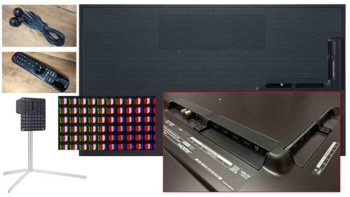 LG OLED G1 интерфейсы