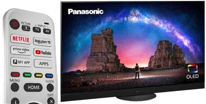 Телевизоры Panasonic 2021 года
