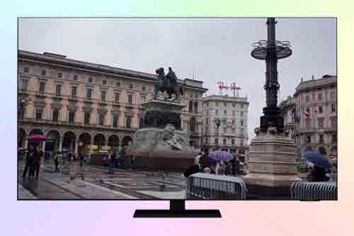 Обзор Samsung QE55QN85A - телевизора из серии Neo QLED