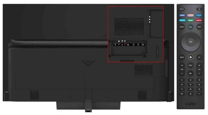 Vizio OLED H1 интерфейсы