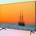 Обзор Samsung UE55AU7100 4K HDR 2021 года