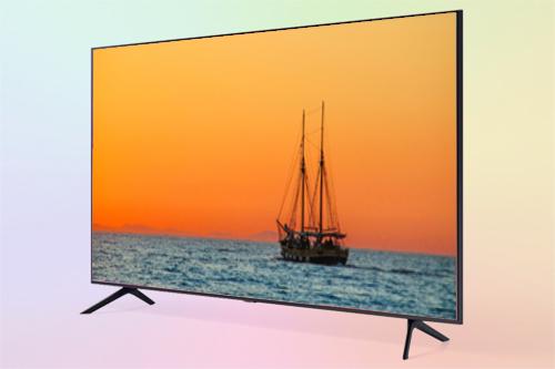 Samsung UE55AU7100 4K HDR телевизор начального уровня 2021