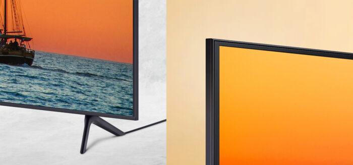 Samsung AU7100 - обзор