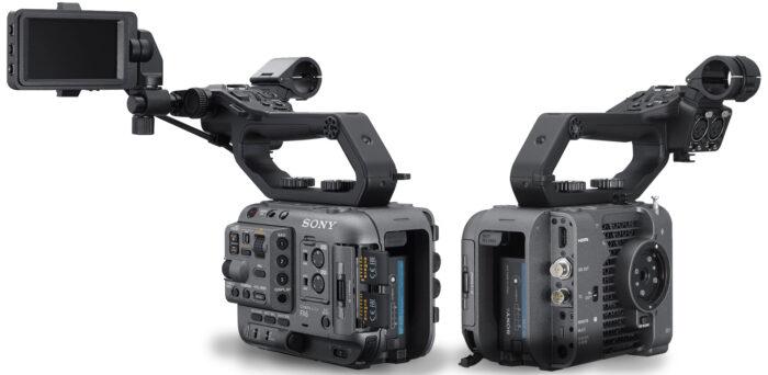 Sony FX6 - обзор