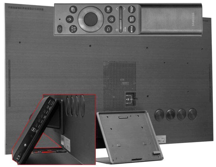 Samsung QN800A интерфейсы