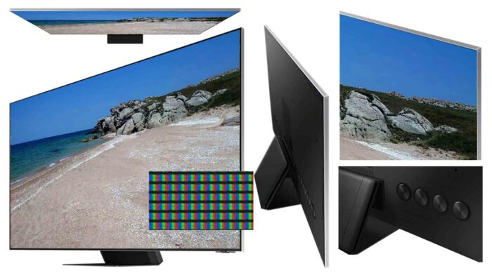 Samsung QN800A вид
