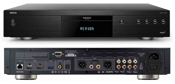 Reavon UBR-X200 интерфейсы