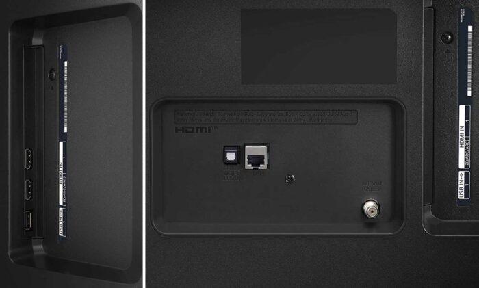 LG 70UP7500 интерфейсы