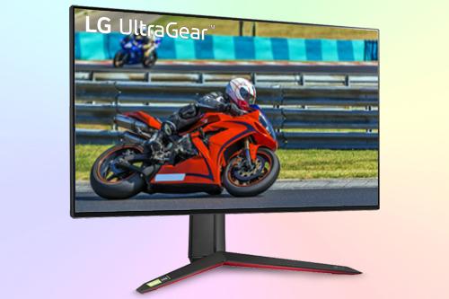 LG UltraGear 27GP950 игровой монитор 4К с HDMI 2.1