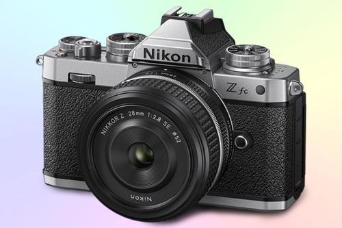 Nikon Z fc беззеркальный ретро фотоаппарат APS-C