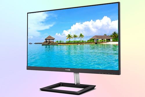 Philips 278E1A доступный и яркий IPS монитор 4К