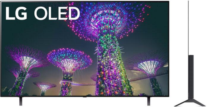 LG OLED A1 - дизайн
