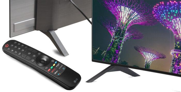 LG OLED A1 - обзор