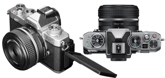 Nikon Z fc - обзор