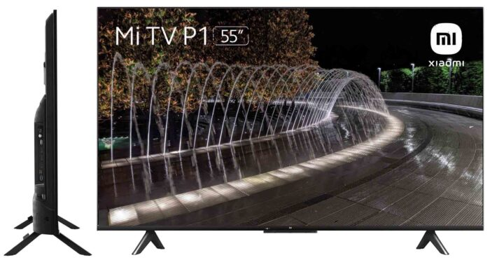 Xiaomi Mi TV P1 дизайн