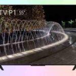 Xiaomi Mi TV P1 55″ — обзор телевизора с VA панелью от TCL