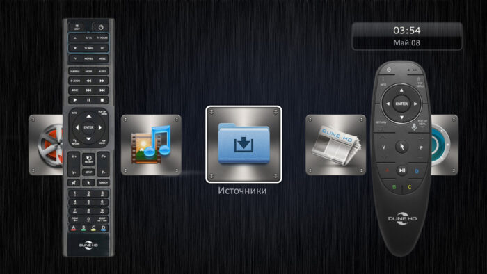 Dune HD Pro Vision 4K Solo - обзор