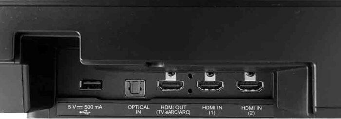 LG SP11R интерфейсы