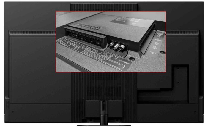 Panasonic JZR2000 интерфейсы