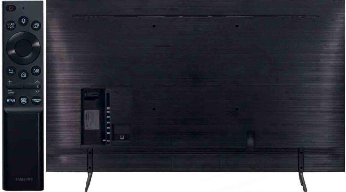 Samsung UE55AU7160 дизайн