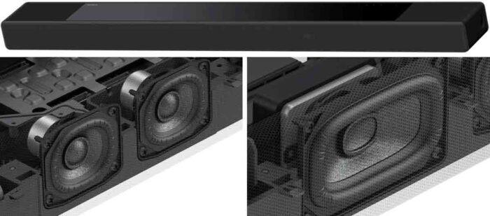 Sony HT-A7000 дизайн