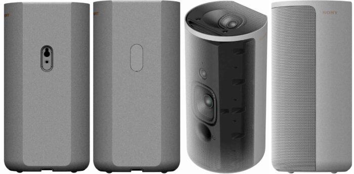Sony HT-A9 дизайн