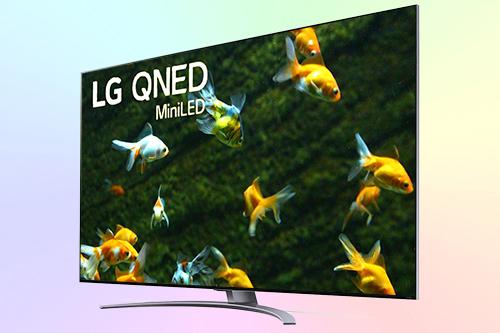 LG 65QNED916PA 4K телевизор с подсветкой MiniLED