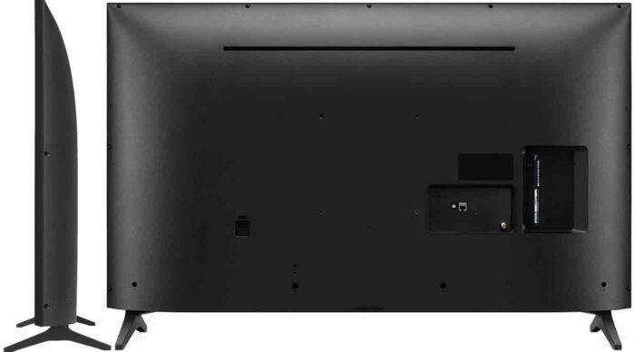 LG 55UP7650 дизайн