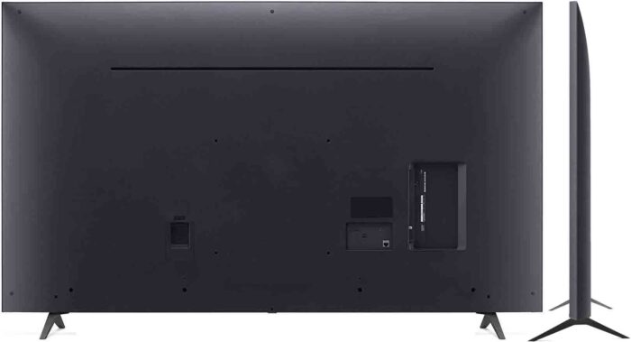 LG 75UP7702 дизайн