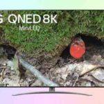 LG 75QNED996 с 8K MiniLED панелью из серии QNED99