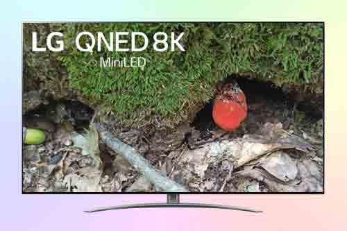 LG QNED996 обзор