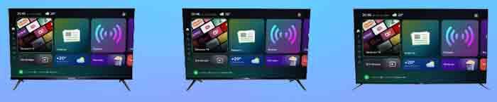 Телевизоры с Салют ТВ