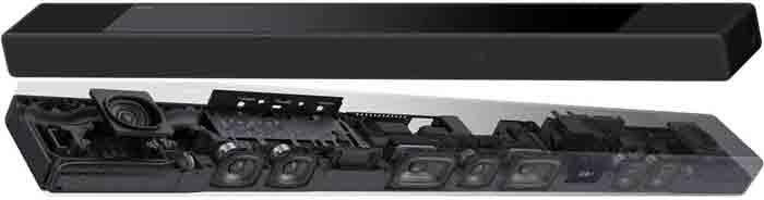 Sony HT-A7000 - саундбар