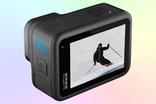 GoPro HERO 10 Black экшн-камера с удвоенной производительностью