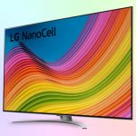 LG 86NANO996PB 8K флагманский телевизор 2021