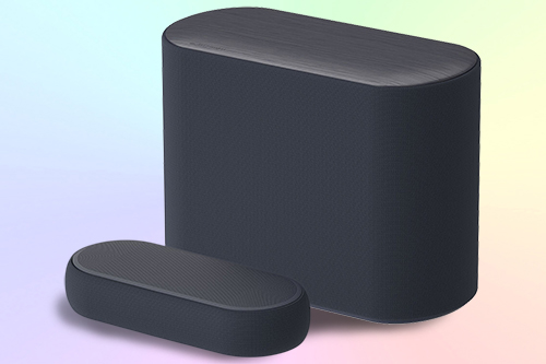 LG Eclair QP5 сверхкомпактный саундбар